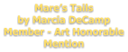 Mare's Tails by Marcia DeCamp Member - Art Honorable Mention